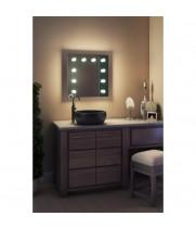Гримерное зеркало для ванной комнаты 70х70